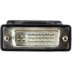 StarTech.com DVI to VGA Cable Adapter - Black - M/F - PVC