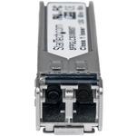 StarTech.com Cisco Compatible Gigabit Fiber SFP Transceiver Module MM LC - 550m Mini-GBIC - 1 x 1000Base-SX