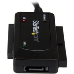 StarTech.com USB 3.0 to SATA or IDE Hard Drive Adapter Converter - 1 x Type A Male USB