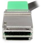 StarTech.com 2m QSFPplus 40-Gigabit Ethernet 40GbE Passive Copper Twinax Direct Attach Cable