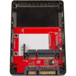 StarTech.com CFast Card to SATA Adapter with 2.5And#34; Housing - Supports SATA III 6 Gbps