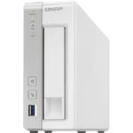 QNAP Turbo NAS TS-131P 1 x Total Bays SAN/NAS Storage System - Tower - Annapurna Labs Alpine AL-212 Dual-core