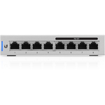 Ubiquiti UniFi US-8-60W 8 Ports Manageable Ethernet Switch 4 Port 60W POE