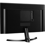 LG 24UD58-B 60.5 cm 23.8And#34; 4K UHD LED LCD Monitor - 16:9 - Matte Black, Glossy Black - 3840 x 2160 - 1.07 Billion Colors - FreeSync - 250 cd/mAndamp;#178; - 5 ms - HDMI -