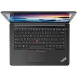 Lenovo ThinkPad E470 20H10038UK 35.6 cm 14And#34; LCD Notebook - Intel Core i3 7th Gen i3-7100U Dual-core 2 Core 2.40 GHz - 4 GB DDR4 SDRAM - 500 GB HDD - Windows 10