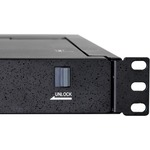 StarTech.com Rackmount KVM Console - Single-Port with 17-inch LCD Monitor - VGA KVM - Cable and Mounting Hardware Included - Connect your PC or server to this rack m