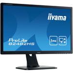 iiyama ProLite B2482HS-B1 24And#34; WLED LCD Monitor - 16:9 - 1 ms