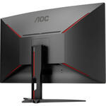 AOC C32G1 31.5And#34; WLED LCD Monitor - 16:9 - 1 ms - 144Hz