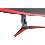 Hannspree Gaming HG 324 QJB 31.5And#34; 2k WQHD Curved Screen LED Gaming LCD Monitor