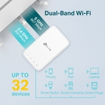 TP-Link Deco RE300 IEEE 802.11ac 1.17 Gbit/s Wireless Range Extender