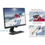 BenQ BL2480 23.8And#34; Full HD LED LCD Monitor - 16:9 - Black