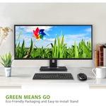 Viewsonic VG3448 34And#34; WQHD LCD Monitor - 16:9 - Black