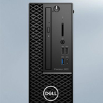 Dell Precision 3000 3431 Workstation - Core i7 i7-9700 - 16 GB RAM - 512 GB SSD - Small Form Factor - Windows 10 Pro 64-bitIntel UHD Graphics 630 - DVD-Writer - Seri