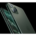Apple iPhone 11 Pro A2215 512 GB Smartphone - 14.7 cm 5.8And#34; Full HD Plus - 4 GB RAM - iOS 13 - 4G - Midnight Green