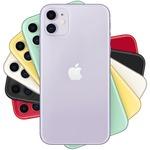 Apple iPhone 11 A2221 128 GB Smartphone - 15.5 cm 6.1And#34; HD - 4 GB RAM - iOS 13 - 4G - Black
