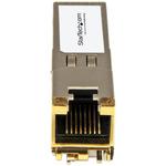 StarTech.com Extreme Networks 10050 Compatible SFP Module - 1000Base-T Fiber Optical Transceiver 10050-ST - For Data Networking - Twisted PairGigabit Ethernet - 10