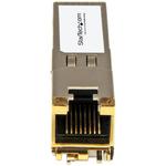 StarTech.com Palo Alto Networks GC Compatible SFP Module - 1000Base-TX Copper Transceiver CG-ST - For Data Networking - Twisted PairGigabit Ethernet - 1000Base-TX