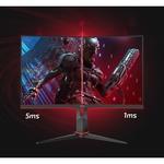 AOC C27G2U/BK 27And#34; Full HD VA 165Hz 1ms Gaming Monitor