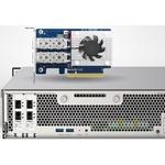 QNAP TS-H2490FU-7302P-128G 24 x Total Bays SAN/NAS Storage System - 5 GB Flash Memory Capacity - AMD EPYC Hexadeca-core 16 Core 3 GHz - 128 GB RAM - DDR4 SDRAM - 2