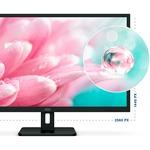 AOC Q32E2N 31.5And#34; WQHD WLED LCD Monitor - 16:9 - Black