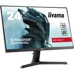 iiyama G-MASTER G2470HSU-B1 23.8And#34; Full HD 165Hz LED Gaming LCD Monitor - 16:9 - Matte Black