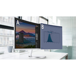 Samsung LC34J791WTU 34And#34; UW-QHD Curved Screen Quantum Dot LED LCD Monitor - 21:9 - Grey