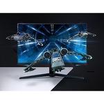 Samsung C32G75TQSR 32And#34; WQHD Gaming LCD Monitor - 16:9