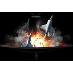 Samsung C27RG50FQU 27And#34;  240 Hz Full HD Curved LED Gaming Monitor