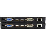 StarTech.com Long Range USB VGA KVM Console Extender over Cat5 UTP - 1000 ft - 1 Computers