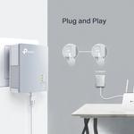 TP-LINK TL-PA4010KIT V2.0 Powerline Network Adapter