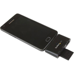 StarTech.com On-the-Go USB card reader for mobile devices