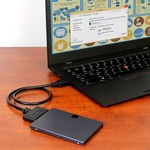 StarTech.com USB 3.1 10Gbps Adapter Cable for 2.5And#34; SATA SSD/HDD Drives - 1 x SATA/Power