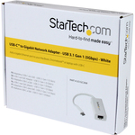 StarTech.com USB-C to Gigabit Network Adapter