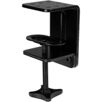 StarTech.com Dual Monitor Mount with Built-in 2-port USB Andamp; Audio Pass-Through - Supports Two Monitors up to 30And#34; - Full-Motion Articulation - 76.2 cm 30And#34; Screen Sup