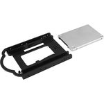 StarTech.com 2.5in SSD/HDD Mounting Bracket for 3.5-in. Drive Bay - Tool-less Installation - 1 x Total Bay - 1 x 2.5And#34; Bay - Serial ATA, IDE, PCI Express, SAS - Plast