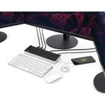 StarTech.com 4K USB C Dock - Triple UHD 4K Monitor Docking Station - Mac Andamp; Windows - USB C to HDMI Andamp; DisplayPort - 60W PD - 5x USB 3.0 Ports - 5 x USB Ports - 5 x US