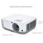 Viewsonic PA503X 3D Ready DLP Projector - 4:3