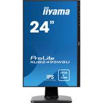 iiyama ProLite XUB2495WSU-B1  24.1And#34; LED LCD IPS  Monitor - 16:10 - 5 ms