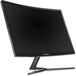Viewsonic VX2458-C-mhd 23.6And#34; Full HD Curved Screen Gaming LCD Monitor - 16:9 - Black