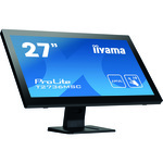 iiyama ProLite T2736MSC-B1 68.6 cm 27And#34; LCD Touchscreen Monitor - 16:9 - 4 ms - 685.80 mm Class - Projected CapacitiveMulti-touch Screen - 1920 x 1080 - Full HD - 1
