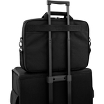 V7 Professional CTP14-BLK-9E Carrying Case Briefcase 35.8 cm 14.1And#34; Notebook, Chromebook, Ultrabook, MacBook Pro - Black