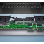 Dell Precision 5000 5540 39.6 cm 15.6And#34; Mobile Workstation - 1920 x 1080 - Core i7 i7-9850H - 16 GB RAM - 256 GB SSD - Platinum Silver - Windows 10 Pro 64-bit - NVI