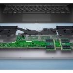 Dell Precision 5000 5540 39.6 cm 15.6And#34; Mobile Workstation - 1920 x 1080 - Core i7 i7-9850H - 16 GB RAM - 512 GB SSD - Platinum Silver - Windows 10 Pro 64-bit - NVI