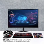 Viewsonic VX3218-PC-MHD 31.5And#34; Full HD Curved Screen LED 165Hz  Gaming LCD Monitor - 16:9