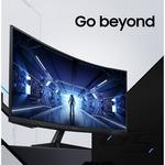 Samsung Odyssey G5 C27G55TQWR 27And#34; WQHD Gaming LCD Monitor - 16:9