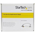 StarTech.com Dual Port Gigabit PCI Express Server Network Adapter Card