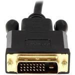 StarTech.com 6 ft DisplayPort to DVI Active Adapter Converter Cable - DP to DVI 2560x1600 - Black