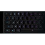Logitech Carbon G513 Keyboard - Cable Connectivity - USB 2.0 Interface - English UK - Black - Mechanical Keyswitch - Windows