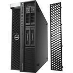 Dell Precision 5000 5820 Workstation - Xeon W-2123 - 16 GB RAM - 512 GB SSD - Tower - Black - Windows 10 Pro 64-bitNVIDIA Quadro P2000 5 GB Graphics - DVD-Writer - S