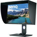 BenQ SW271 27And#34; 4K UHD LED LCD Monitor - 16:9 - Grey